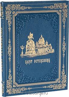 Книга 'Saint Petersburg'