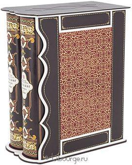 Подарочная книга 'Живопись и Рисунок. Каталог музея имени Н.К. Рериха (2 тома, №2)'