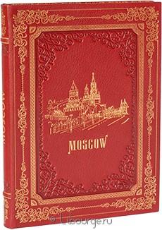 Книга 'Moscow'