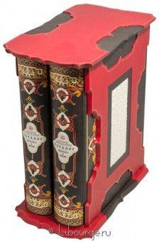 Подарочная книга 'Живопись и Рисунок. Каталог музея имени Н.К. Рериха (2 тома, №1)'