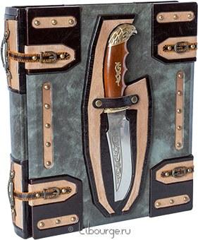 Подарочное издание 'Охота (в коробе, с ножом)'