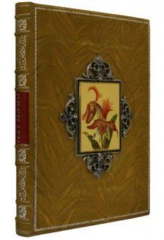 Подарочная книга 'Орхидеи'