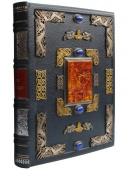 Подарочная книга 'Сага о Греттире'