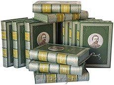 Книга 'Собрание сочинений Чехова (12 томов)'