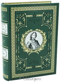 Подарочная книга 'История Петра Великого'