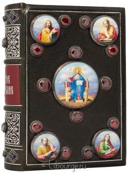 Подарочная книга 'Святое Евангелие (№280)'