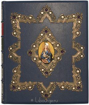 Подарочная книга 'Алтари. Живопись раннего Возрождения. (№1)'