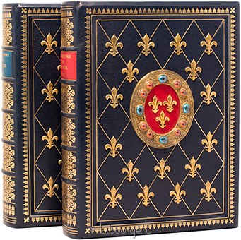 Подарочная книга 'Три мушкетера (№11, 2 тома)'