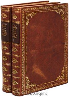 Антикварная книга 'Исторические очерки русской народной словесности и искусства (2 тома)'