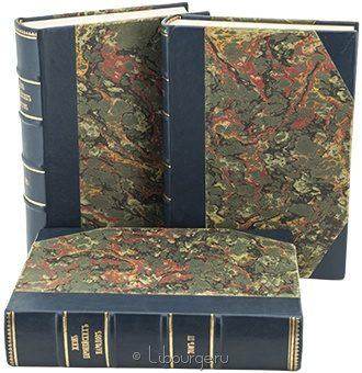 Антикварная книга 'Жизнь европейских народов (3 тома)'