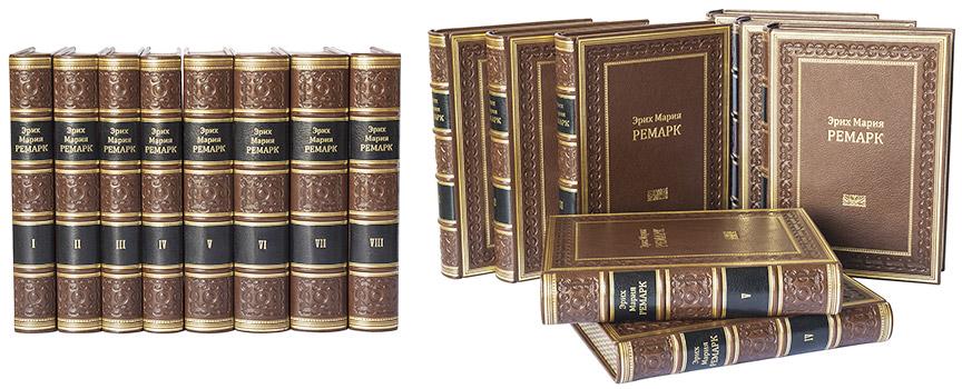 Книги с французским переплетом для фамильной библиотеки